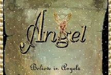 Angels Amongst Us / by Amelia