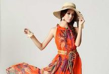 Bohemian RhapsoDE / Boho fashion is a natural appeal, especially when mixed in your own style / by DEsigna