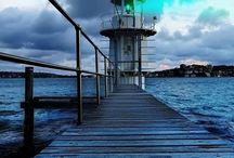 Lighthouses / by Jackie Pedro