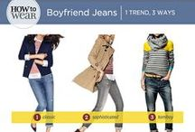 Trend We Love: Boyfriend Jeans