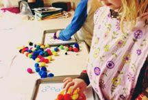 Cute Projects / My Kindergarten School Project