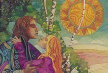 Los Enamorados - The Lovers