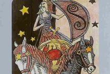 El Carro - The Chariot