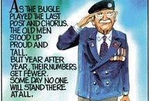 """Lest We Forget / Quote:  """" They shall not grow old as we that are left grow old. Age shall not weary them, not the years condemn.  At the going down of the sun and in the morning..... We Will Remember Them..."""""""