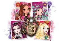 Ever After High Theme Birthday  / by Jessica Armstrong