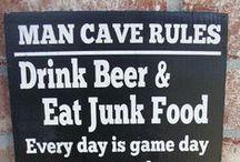 Man-cave ideas
