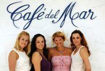 Café del Mar / La última de nuestras sesiones de fotos realizada con #modelos reales y la #moda que mejor que sienta ...