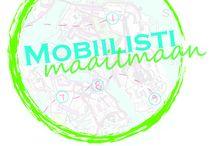 Mobiilipelaamisen mahdollisuuksia / Paikkatietoa hyödyntävän pelaamisen mahdollisuuksien esittelyä.