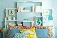 DIY Ideas / Ready to create the bedroom of your dreams? Check out our easy to do DIY ideas.