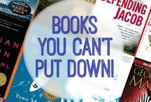 Reading List / Are you looking for a book to get your teeth into? Here are our top book picks for you to try...