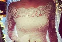 Wedding Dresses / Inspiration for a Wedding Dress  / by Jessica Armstrong