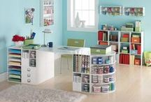 Decoracion Escritorio Playroom / Decoración hogar