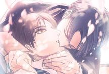 RiRen (Rivaille x Eren) / Humanity hope x Humanity strongest
