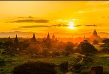 Myanmar Travel / A photo diary of the extraordinary land, scattered with gilded pagodas, where the traditional ways of Asia endure and areas previously off-limits are opening up.