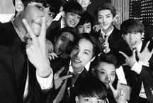 EXO | 엑소 / Exo is a South Korean-Chinese boy group under S.M. Entertainment. Debuted in 2011.