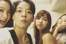 f(x) | 에프엑스 / f(x) is a South Korean girl group formed by S.M. Entertainment in 2009. My ultimate girl group