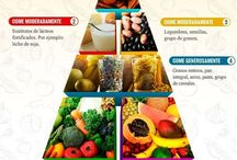 Dieta Vegana / Coletânea de orientações saudáveis para uma alimentação vegana equilibrada.