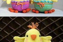 Wielkanoc - dekoracje / o wielkanocnych rekwizytach