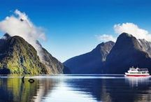 Exploring New Zealand / A spacious country with a dramatic landscape that belies the humble slither on the map, New Zealand is renowned as one of the most beautiful in the world.