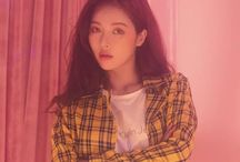 Hyuna   김현아 / Kim Hyun-ah is a South Korean singer, dancer, songwriter and model. Past member of girl groups Wonder Girls and 4Minute
