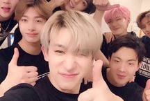 MONSTA X | 몬스타엑스 / Monsta X is a South Korean boy group formed by Starship Entertainment in 2015.