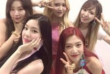 Red Velvet | 레드벨벳 / Red Velvet is a South Korean girl group formed by S.M. Entertainment in 2014.