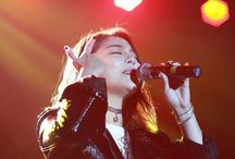 Ailee | 이예진 / Amy Lee is a Korean-American singer-songwriter. She is signed to YMC Entertainment. Debuted in 2012.