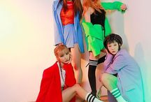 EXID | 이엑스아이디 / EXID is a South Korean girl group formed in 2012.