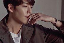 Kim Woo bin   김우빈 / Kim Woo-bin is a South Korean model and actor.
