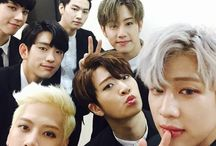 Got7 | 갓세븐 / Got7 is a South Korean boy group formed by JYP Entertainment in 2014.
