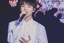 Wang Junkai | 王俊凯 / Wang Junkai is a Chinese singer and actor. Leader of a Chinese boy group TFBoys debuted in 2013.