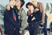 WINNER | 위너 / Winner is a South Korean boy group by YG Entertainment. Debuted in 2014.