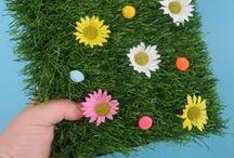 SPRING CRAFTS & ACTIVITES / SPRING CRAFTS FOR KIDS AND TWEENS