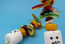 HALLOWEEN CRAFTS & RECIPES / HALLOWEEN CRAFTS AND RECIPES FOR KIDS AND TWEENS