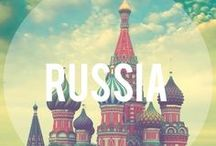 ♥ Russia ♥ / Culture, Dance, Fashion, Language, Music, Nature, Weather etc.  -> I love everything in Russia ♥