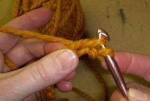 Háčkovanie-návody,vzory
