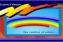 Learn Colours / by Navin Daswani
