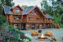 My Dream Log Home