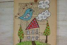 Creative / Creatividad, manualidades, imagina y hazlo