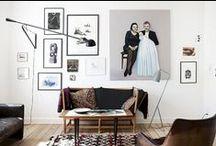Intérieurs / Inspiration pour décorer et éclairer votre intérieur