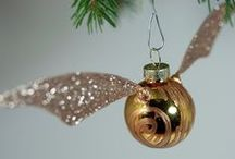 Christmas Ornaments / #Christmas #baubles and #Ornaments