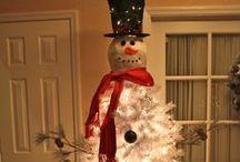 Weird, Wonderful Christmas Trees!