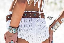 Boho / There is just that tiny part of hippie in me that comes out every now and again and the clothes just conjure up a feeling of freedom as apposed to some of the jail sentence suites some of you have to wear for work