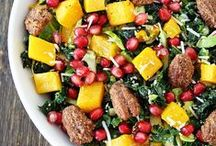 Eating Healthy / We're cleaning up our plate the right way with healthy recipes, diet advice, clean eating tips, and ideas for healthy snacks that'll keep us on track and feeling great.