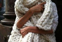I Got Cable! / Warm chunky cable knits to snuggle with around an African winter campfire