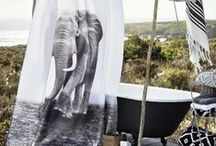 Good Bush / Decor influenced by African bush wildlife and landscapes - perfect and fitting for any style of home . And besides who wouldn't want to escape there even for a while!! Best medicine ever!!