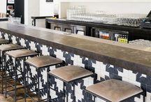 Behind Bars / Ideas for a home bar