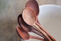 /Wooden Kitchen Tool