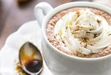 Cozy Hot Drinks / Cozy drinks to keep you warm this Christmas