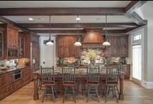 Kitchens / Beautiful custom kitchens